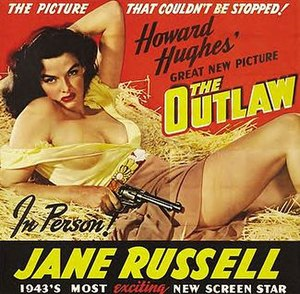 The Outlaw - Theatrical Poster