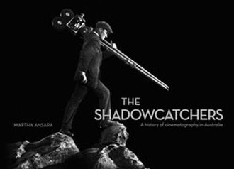The Shadowcatchers - First edition cover featuring Lacey Percival
