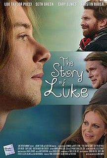 <i>The Story of Luke</i> 2012 American film