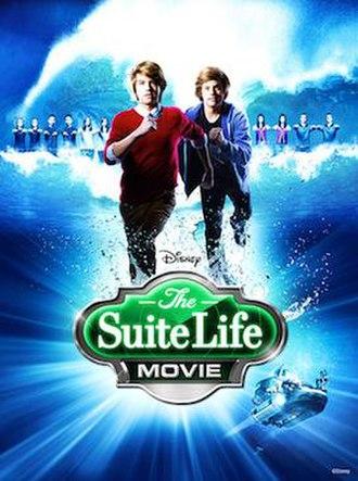 The Suite Life Movie - Film poster