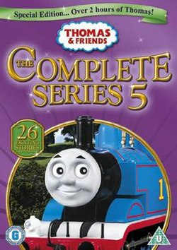 thomas friends series 5 wikipedia