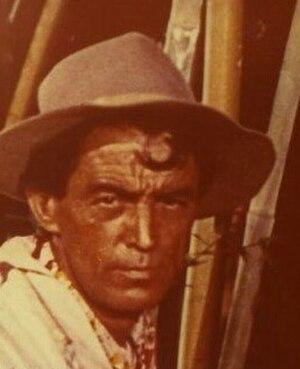 Tom Payne (director) - Tom Payne in Curucu, Beast of the Amazon