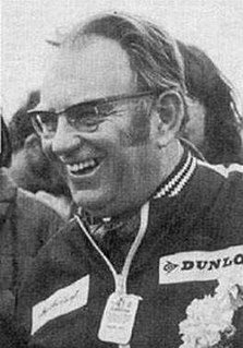 Tom Wheatcroft British businessman