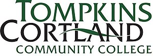 Tompkins Cortland Community College - Image: Tompkins Cortland Community College logo, 2016 present