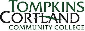 Tompkins Cortland Community College - Image: Tompkins Cortland Community College logo, 2016 present