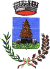 Coat of arms of Trasquera