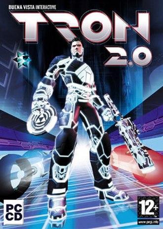 Tron 2.0 - Image: Tron 2.0box