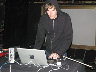 The Sight Below - On tour with Pantha Du Prince in Vancouver, September 21, 2010