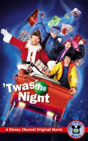 'Twas the Night - Promotional advertisement