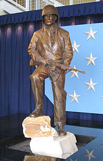 Texas Medal of Honor Memorial Statue commemorating recipients of the Medal of Honor from the state of Texas