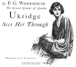 Ukridge Sees Her Through 1923 short story by P. G. Wodehouse