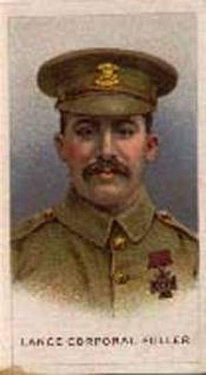 William Charles Fuller - Image: VC William Charles Fuller