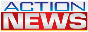 WBNG-TV - Action News's former logo, before dropped.