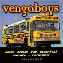 Vengaboys — We Like to Party (studio acapella)