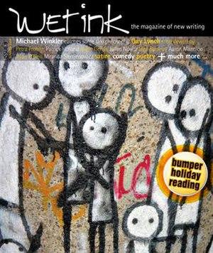 Wet Ink - Wet Ink issue 9