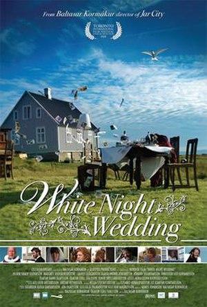 White Night Wedding - Image: White night wedding