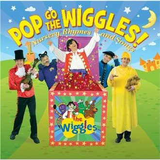 Pop Go the Wiggles! - Image: Wiggles C Dcover Pop Go The Wiggles