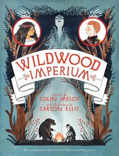 <i>Wildwood Imperium</i> book by Colin Meloy