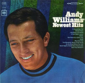 Andy Williams' Newest Hits - Image: Williams Newest