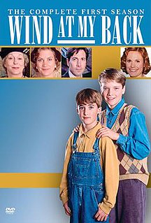 <i>Wind at My Back</i> television series