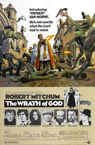 The Wrath of God - Original film poster