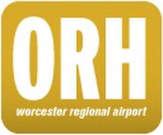 Worcester Regional Airport - Image: Worcesterairport logo