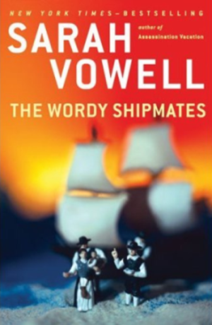 The Wordy Shipmates - First edition front cover