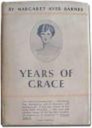 Years of Grace - First edition cover