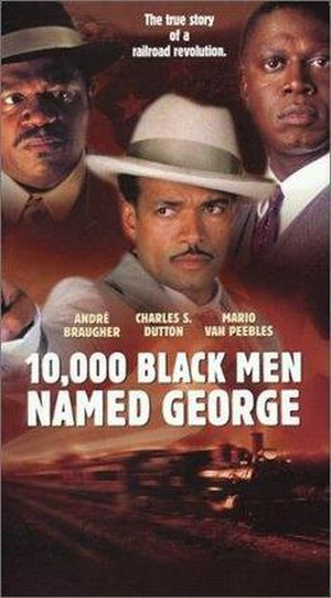10,000 Black Men Named George - Image: 10000Black Men Named George