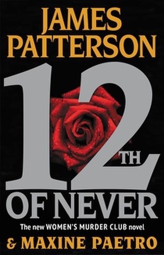 12th of Never (novel) - First hardcover edition