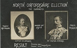 Banbury (UK Parliament constituency) - Image: 1910 Banbury
