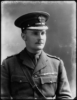 Bernard Freyberg, 1st Baron Freyberg - Freyberg in 1919.