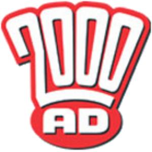 2000 AD (comics) - Current 2000 AD logo