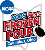2005 Frozen Four logo