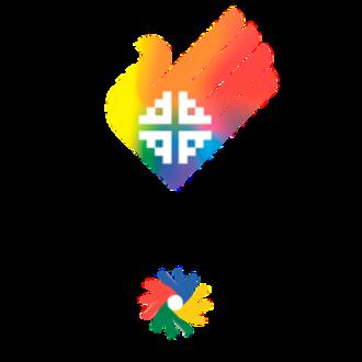 2015 Winter Deaflympics - Image: 2015 Winter Deaflympics logo