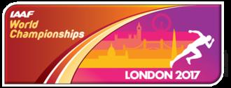2017 World Championships in Athletics - Image: 2017 World Championships in Athletics logo