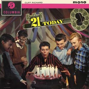 21 Today - Image: 21 today cliff richard new