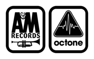 A&M Octone Records - Image: A&M OCTONE black