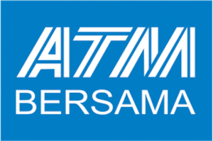 ATM Bersama - Former logo of ATM Bersama, used until December 16, 2015