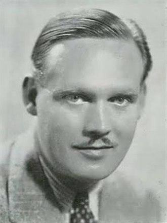 Cyril Raymond - Cyril Raymond's 1936 Spotlight photo