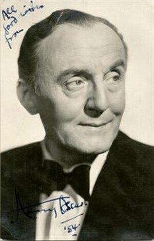 Henry Oscar - Henry Oscar c. 1954