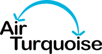 Air Turquoise - Image: Air Turquoise logo