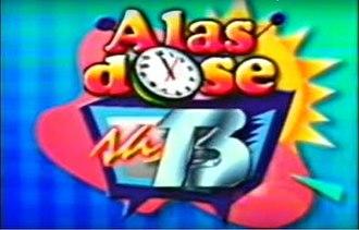 Alas Dose sa Trese - Image: Alas dose sa Trese titlecard