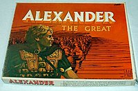 Alexander the Great box cover