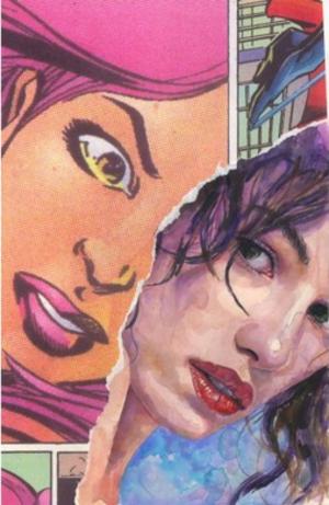 Alias (comics) - Image: Aliasomnibus