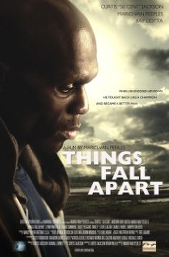 All Things Fall Apart - Poster with working title Things Fall Apart