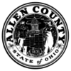 Official seal of Allen County