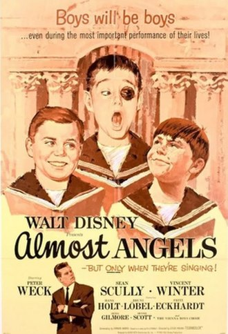 Almost Angels - Image: Almost Angels 1962