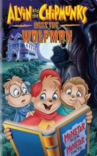 Alvin and the Chipmunks Meet the Wolfman - VHS cover