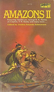 <i>Amazons II</i> book by Jessica Amanda Salmonson